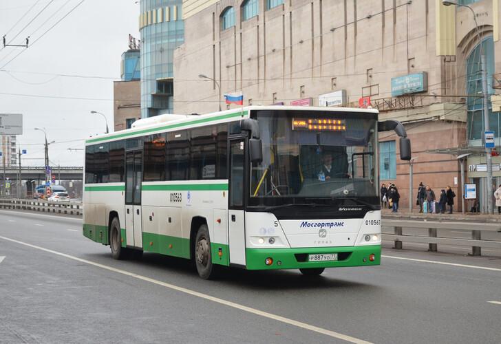 Автобус № 526