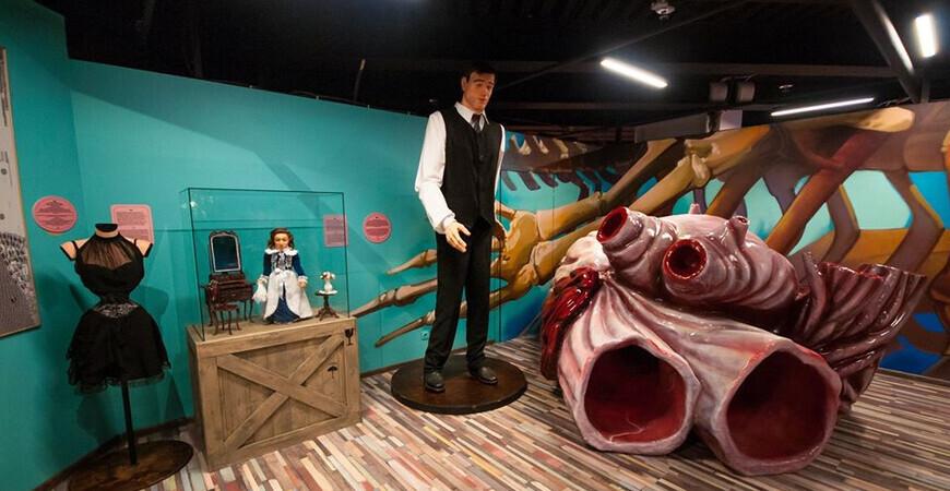 Музей «Big Fun» в Барселоне