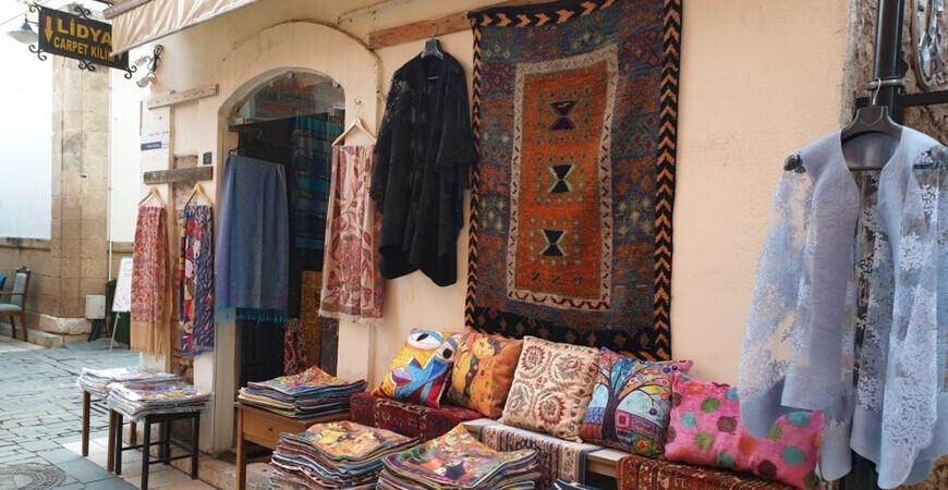 Магазин «Lidya Carpet Kilim»