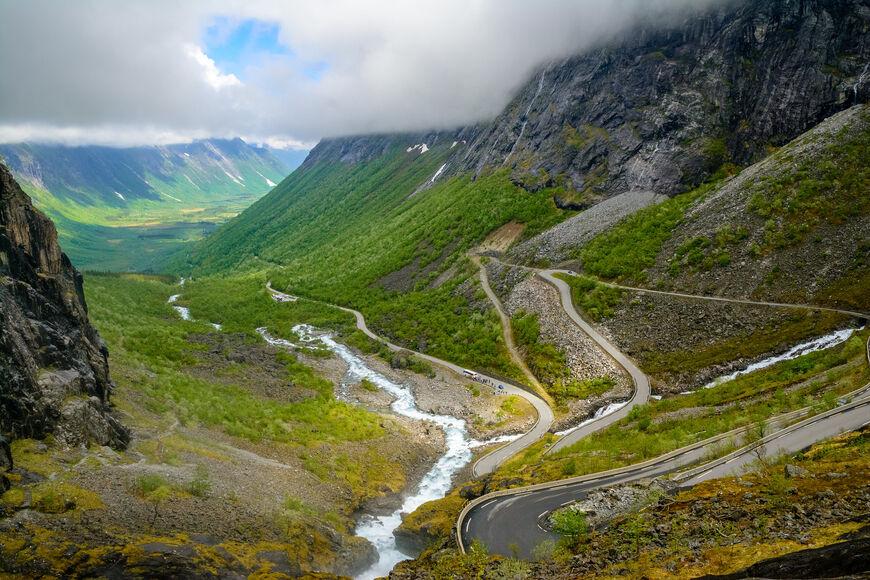 В Норвегию на машине. Часть 4. Тропа Троллей и Атлантическая дорога – Путешествия и жизнь за рубежом