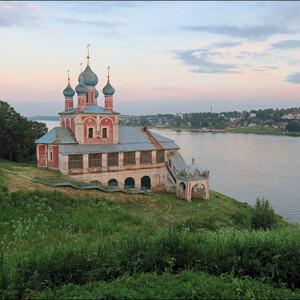 Экспресс-тур по Ярославщине