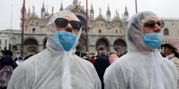 Италия: коронавирусом заболели 152 человека, карнавал в Венеции закрыт
