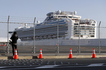 Скончался третий пассажир лайнера Diamond Princess