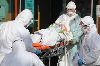 Вспышка коронавируса отмечена в Южной Корее: заболели 763 человека