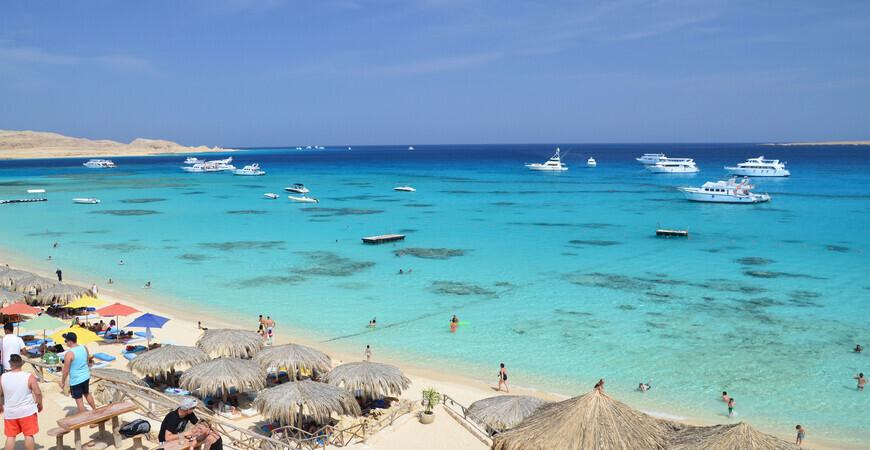 Пляж Махмея