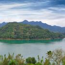 Озеро Тысячи островов в Тайване