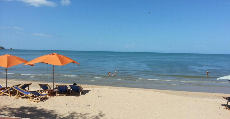 Пляж Сай Ной в Хуа Хине