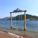 Пляж Icon beach