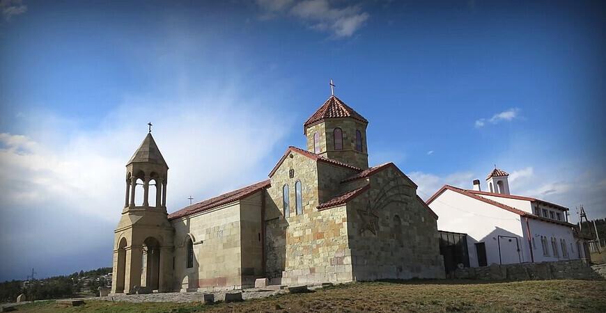 Церковь Святого Саварда