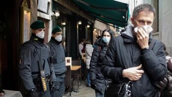 В Италии число инфицированных коронавирусом достигло 325 человек