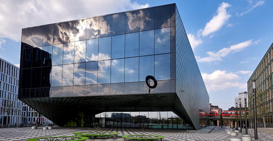 Музей будущего «Futurium»