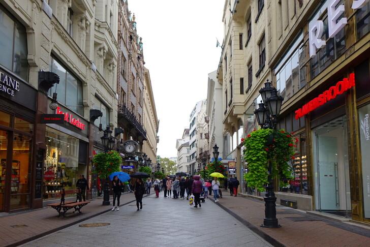Что привезти из Будапешта