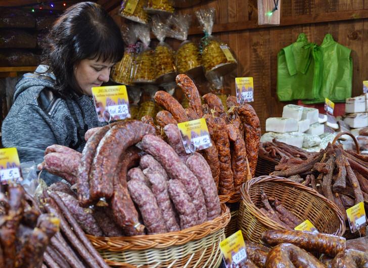 Польские колбасы