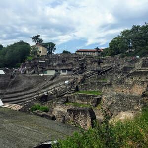 Античные сокровища Лиона. Музей Галло-римской цивилизации