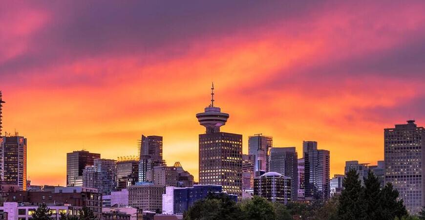 Harbour Centre в Ванкувере