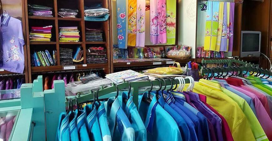 Магазин батика на Пхукете (Phuket Batik Shop)