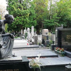 Мирогойское кладбище в Загребе