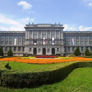 Музей Мимара — всемирно известный художественный музей в Загребе