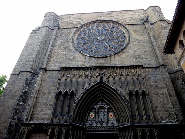 Собор Санта Мария дель Мар