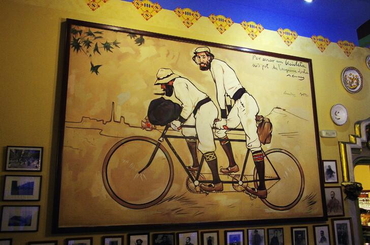 Ресторан Els Quatre Gats