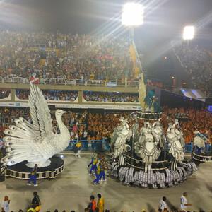 Карнавал в Рио, 2020 год! Часть 1