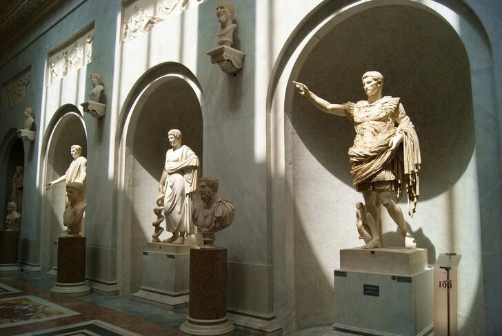 Как купить билет в Музеи Ватикана