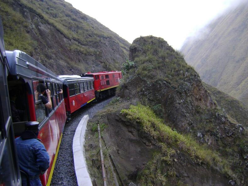 ТОП-10 самых захватывающих истрашных железнодорожных маршрутов вмире