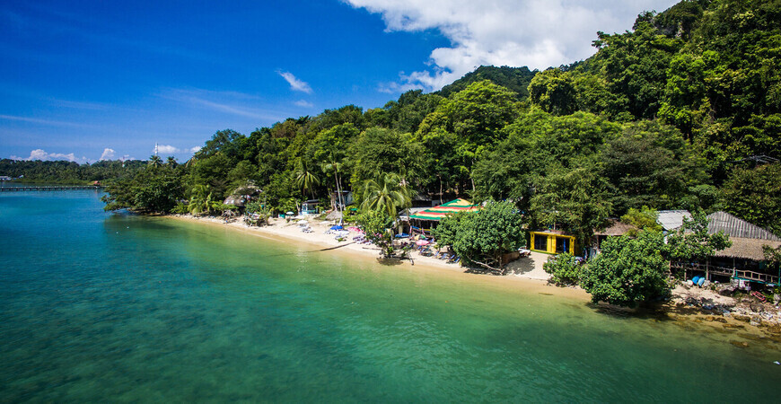 Пляж Sai Noi на о. Ко Чанг