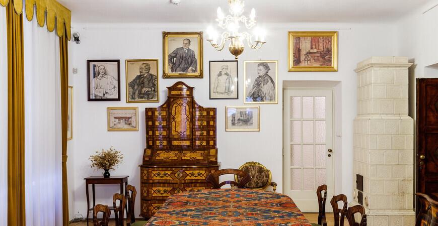 Дом Юзефа Мехоффера