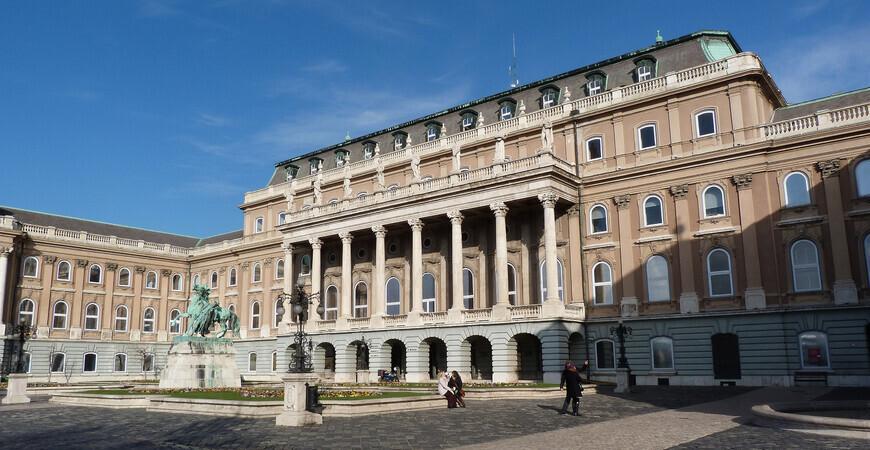 Венгерская национальная галерея
