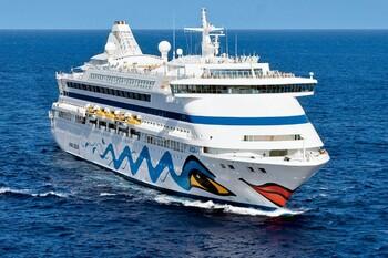 В Норвегии на карантин помещен немецкий круизный лайнер