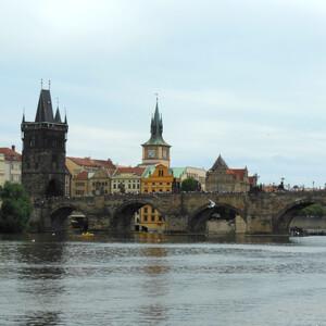 Прага — город особенной атмосферы и красоты