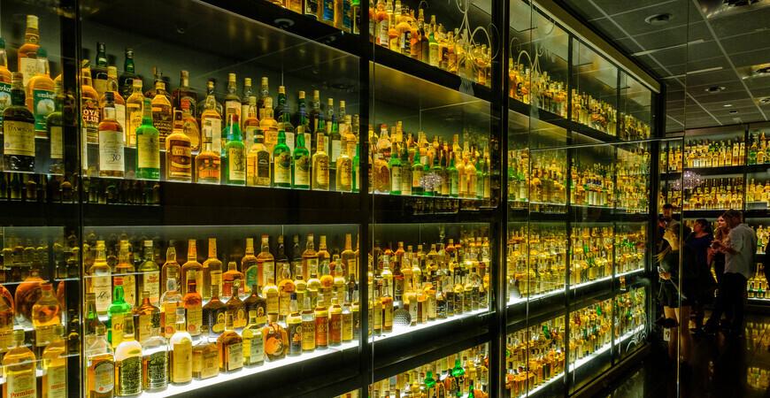 Центр-музей истории виски