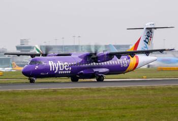Британская авиакомпания Flybe прекратила полёты