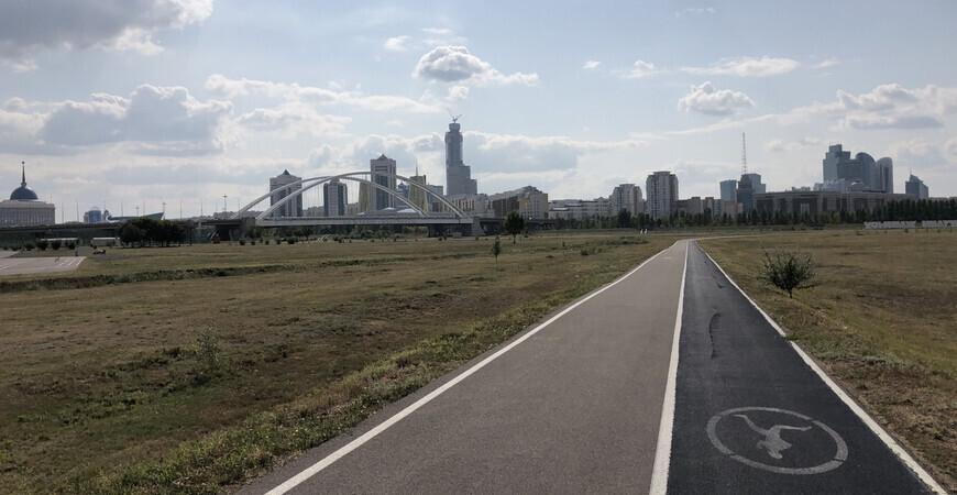 Триатлон парк «Астана»