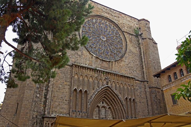 Церковь Санта Мария дель Пи