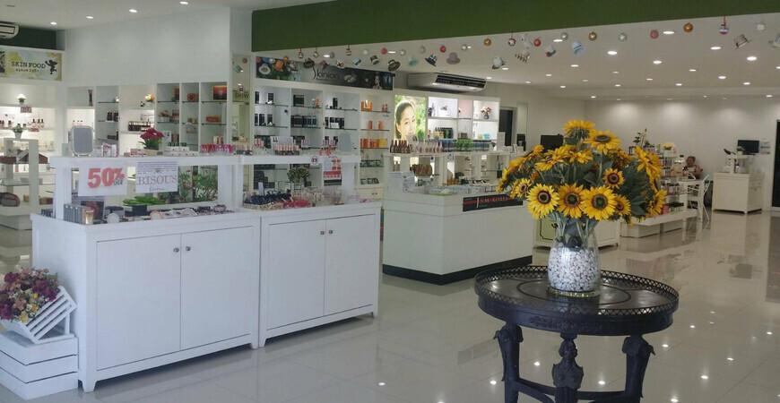 Магазин корейской косметики на Пхукете JSM Korea