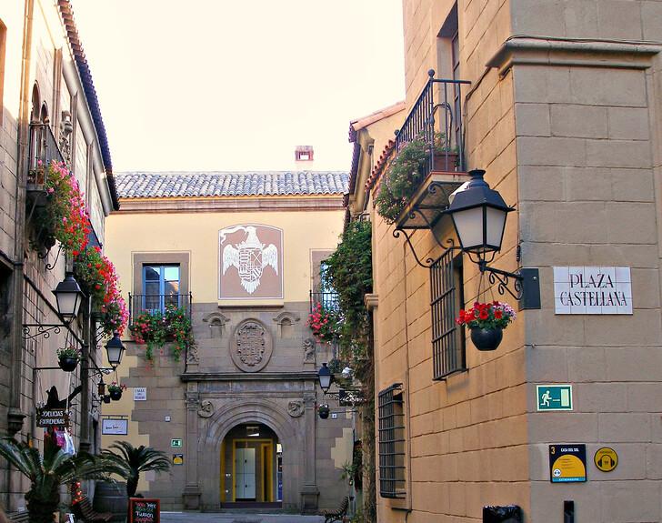Музей Испанская деревня