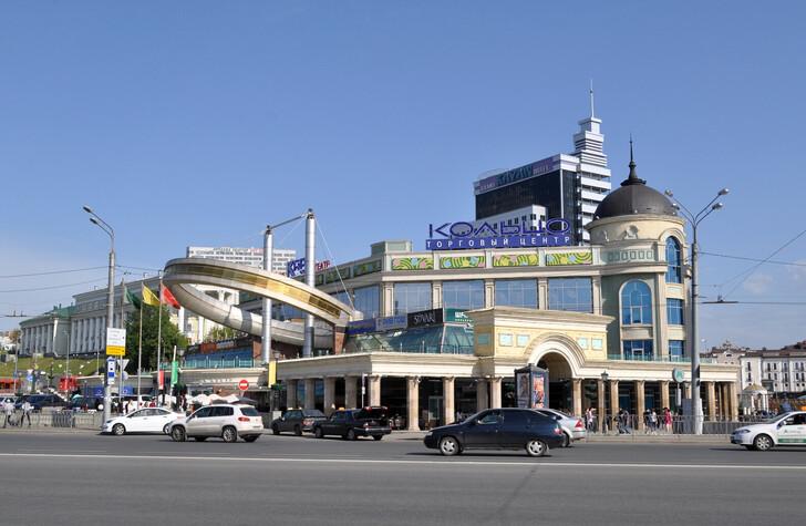 Площадь Тукая