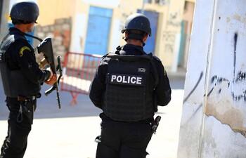 В столице Туниса произошел теракт