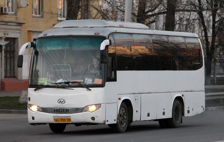 Автобус Нижний Новгород — Муром