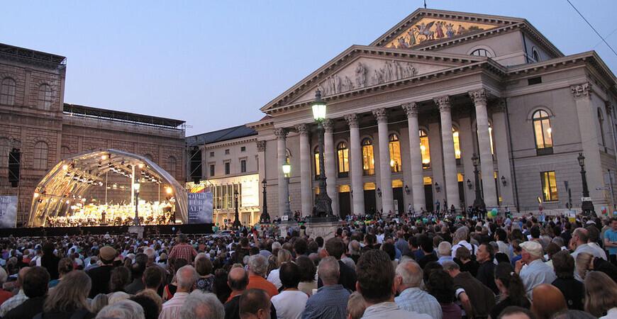 Оперный фестиваль «Opernfestsplele»