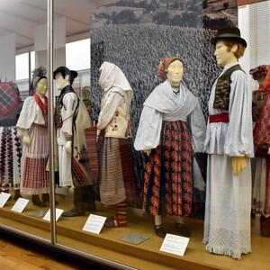 Этнографический музей Хорватии в Загребе