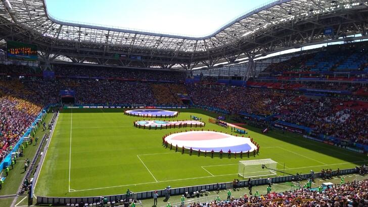 Стадион «Ак Барс Арена»