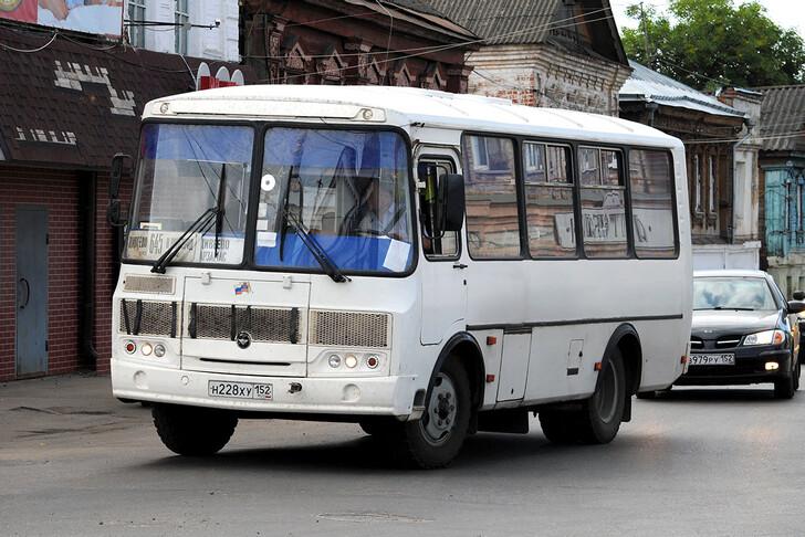 Автобус Нижний Новгород — Дивеево
