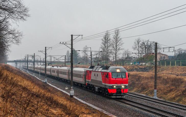 Поезд Москва — Феодосия