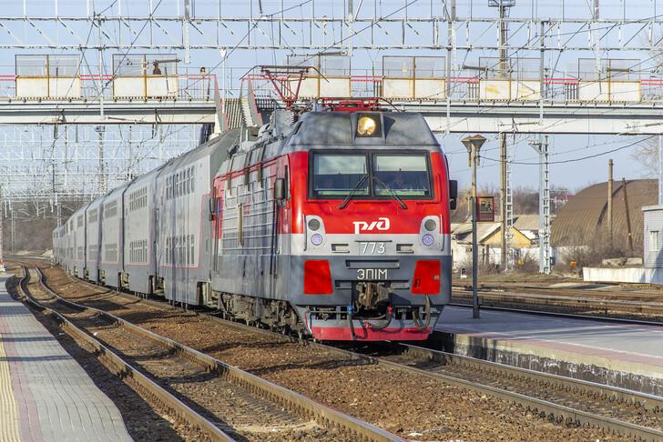 Поезд Москва — Симферополь
