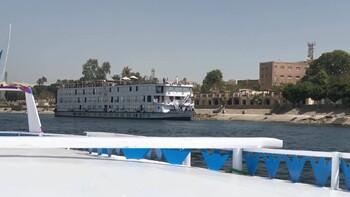 В Египте на круизном лайнере коронавирус найден у 45 человек