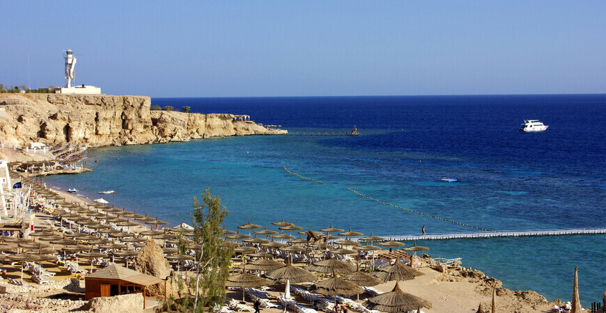 Пляж Рас-Умм-эль-Сид
