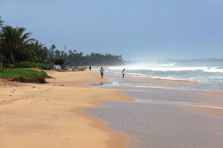 Сколько лететь до Шри-Ланки